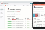 Coda screenshot: Coda inventory tracking