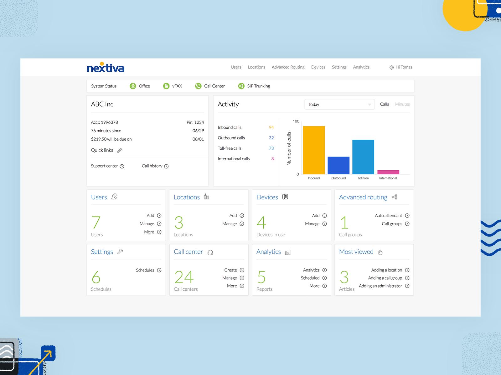 Nextiva Software - 1
