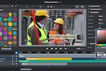 Capture d'écran pour Moovly : Combine video with text, music, voice...