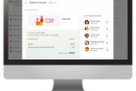 Procare Online screenshot: Robust Invoicing, Billing and Payments Features