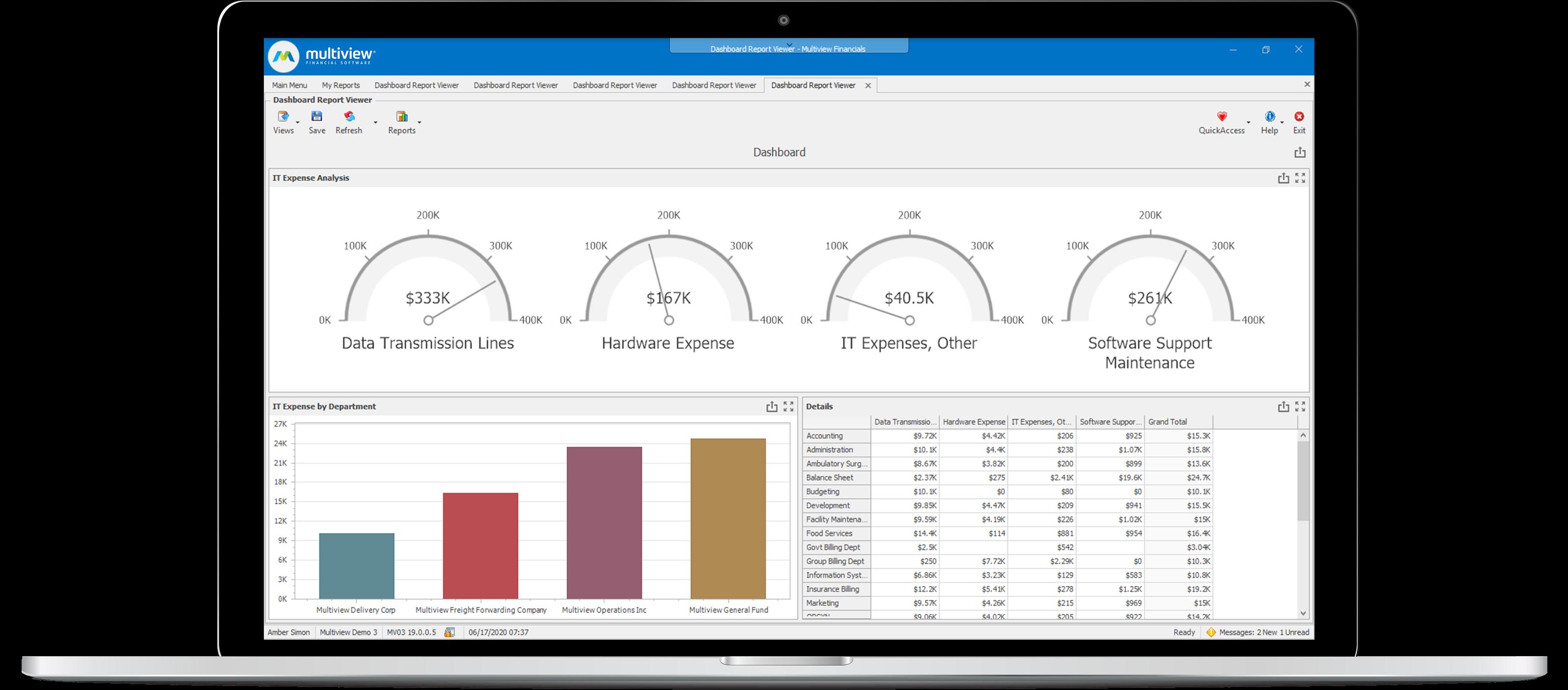 Multiview ERP Software - 2