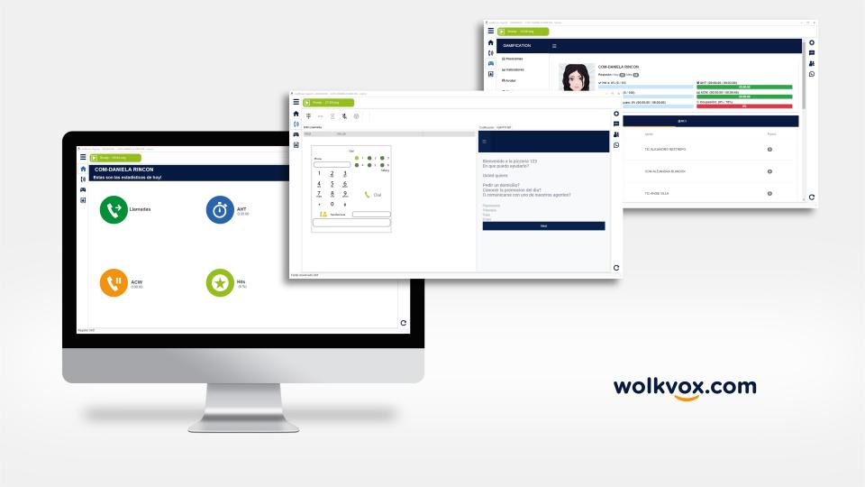 wolkvox Software - 4