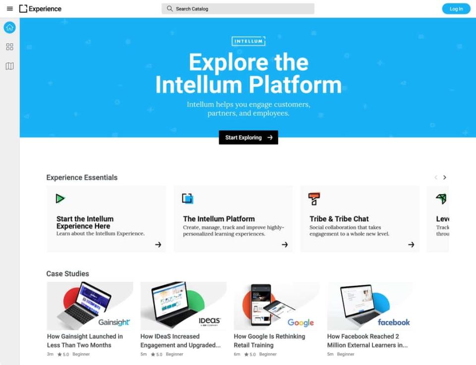 Intellum Platform Software - 1