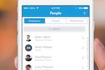 Capture d'écran pour Planday : App: Easy access to employee contact information