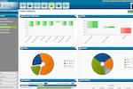 Captura de pantalla de ZilicusPM: Project dashboard in ZilicusPM