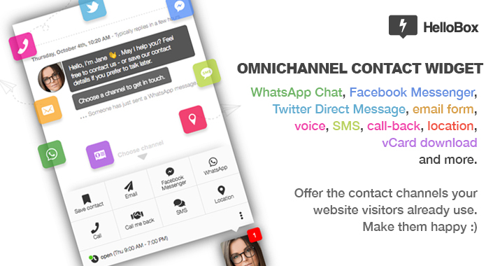 Omnichannel Contacts