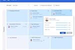 Dayforce HCM screenshot: Succession Planning - Talent Matrix