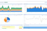 QuanticMind screenshot: QuanticMind analytics