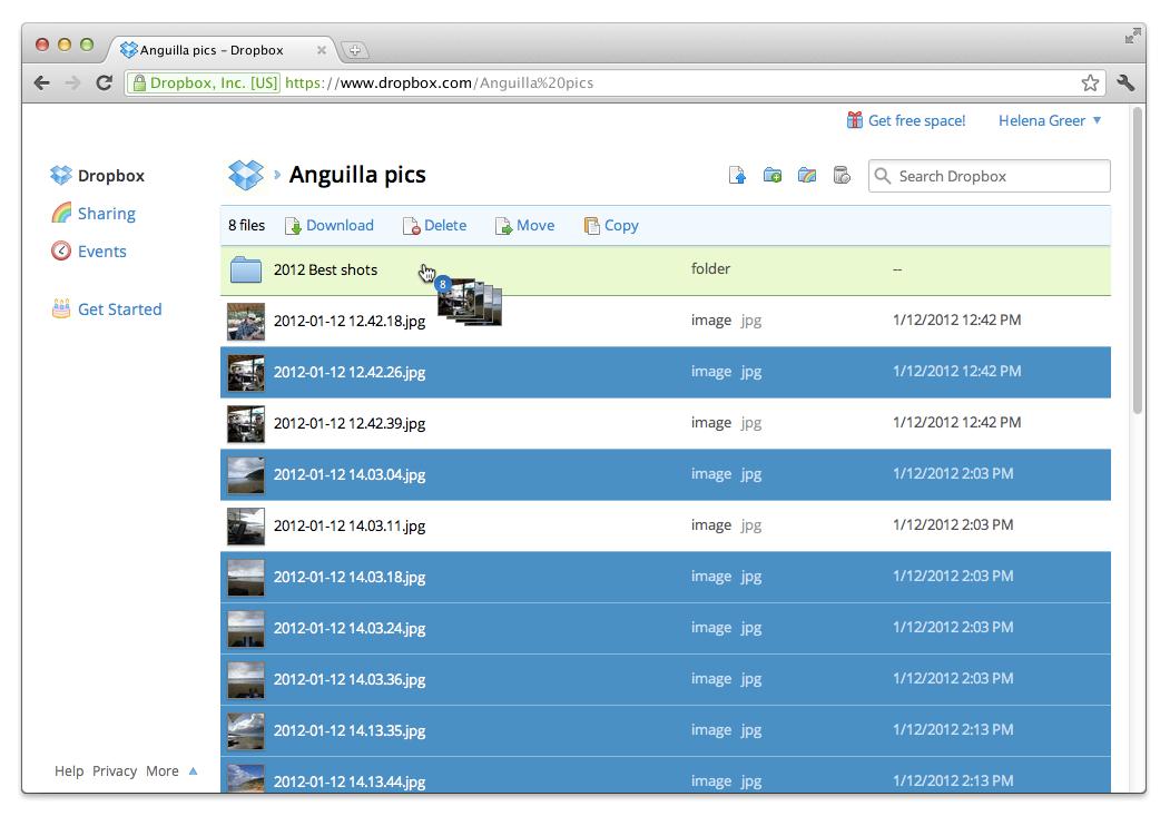 Dropbox Business Software - 4