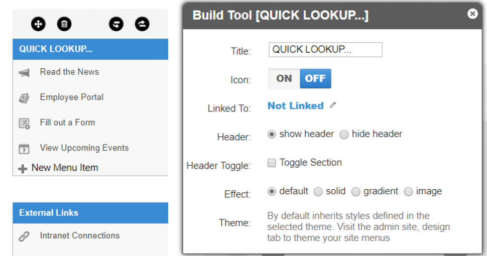 Build tool