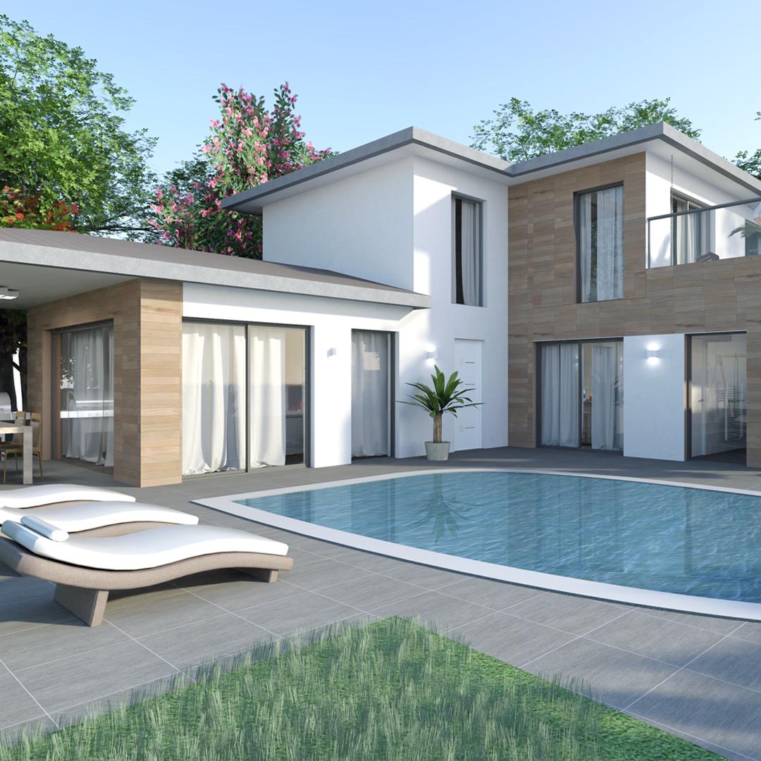 Space Designer 3D Software - Home rendering