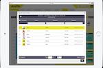 Capture d'écran pour AroFlo : Route jobs to the nearest technician