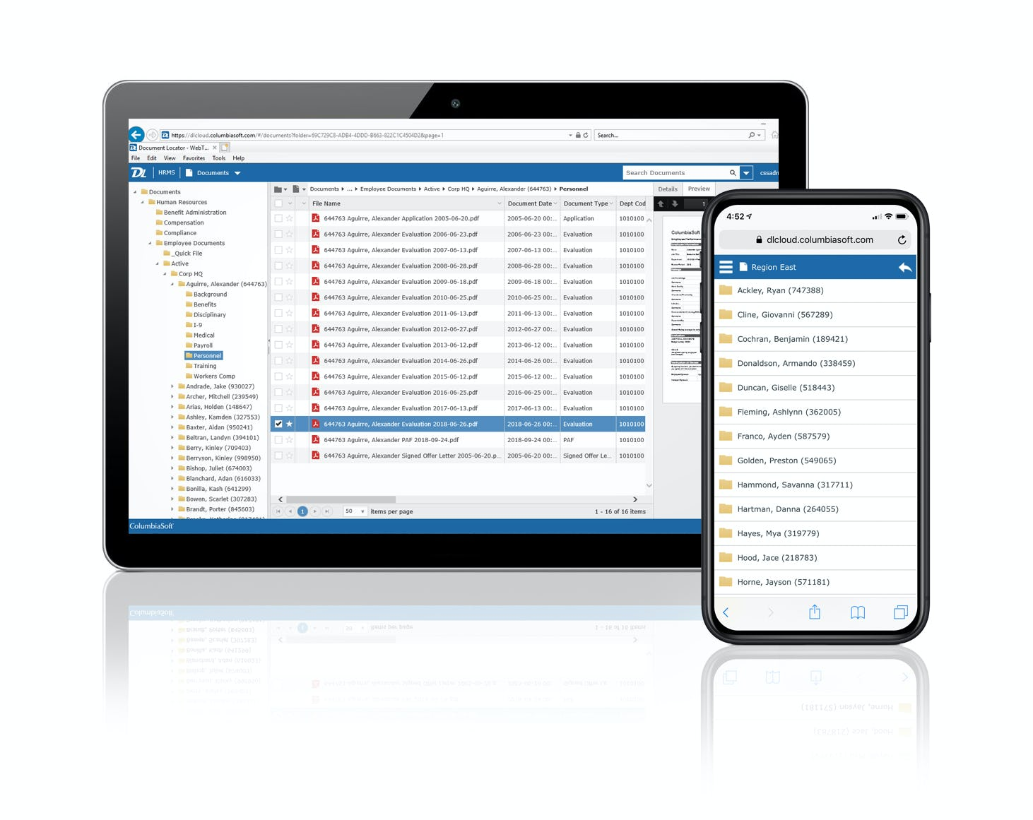 Document Locator Software - 3