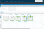 Conga Contracts screenshot: Extensive workflow capabilities to set and track approvals and contract routing .