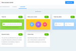 Productboard Screenshot: Share ideas you're considering, what's planned, and what's been launched with a Customer Feedback Portal — and collect votes and feedback directly from end users