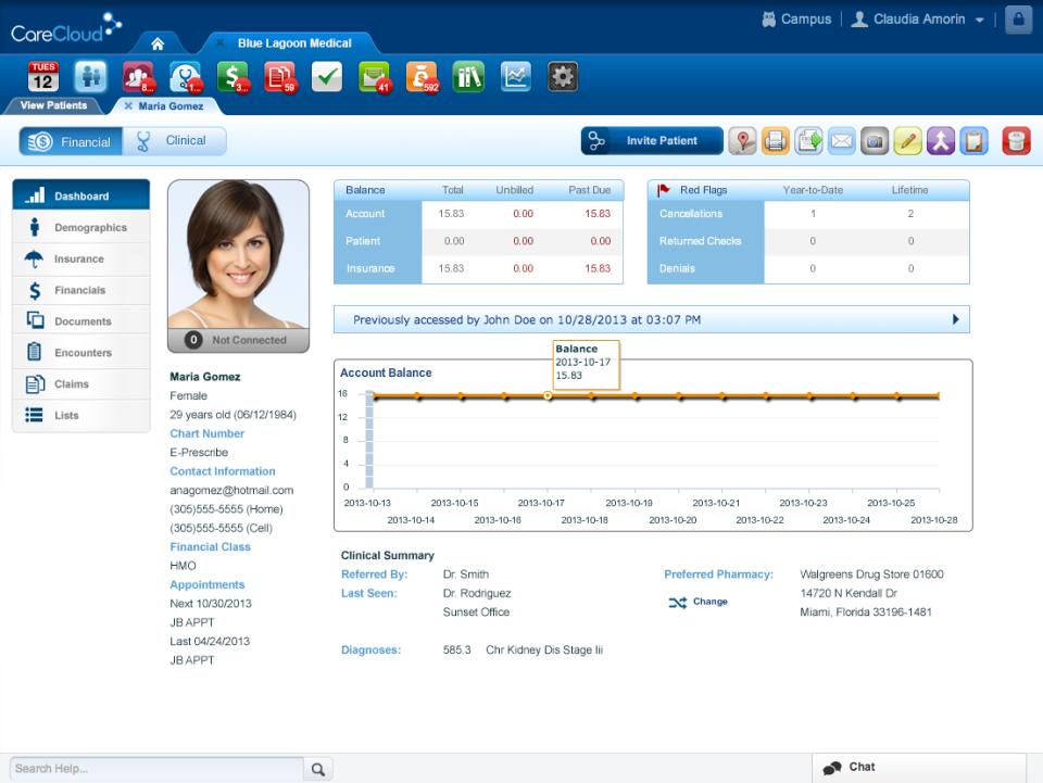 CareCloud Software - 2