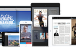Joomag screenshot: Every publication created with Joomag is optimized for all major mobile and web platforms including Android, iOS, and Windows.