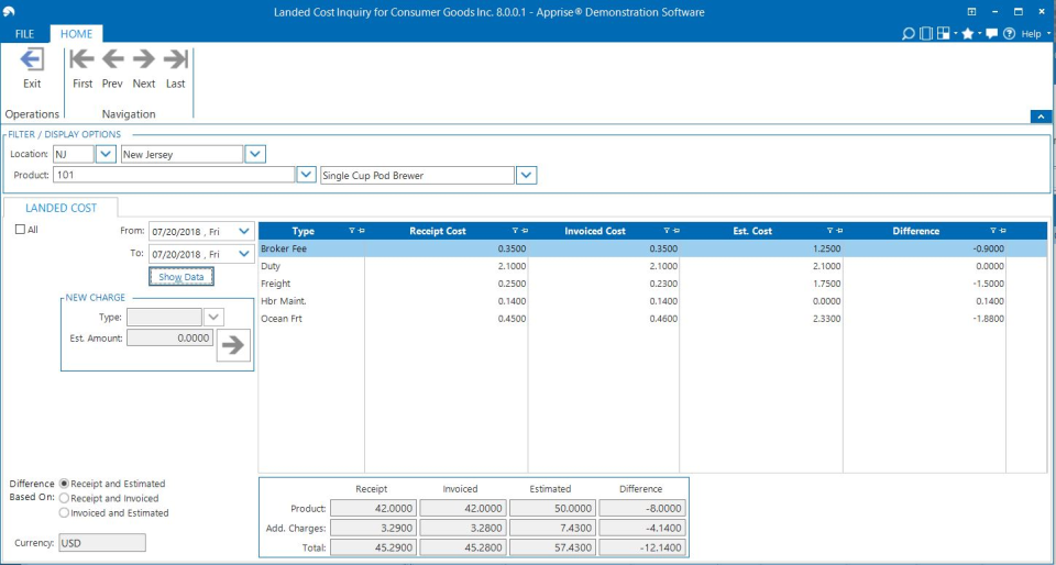 Aptean Distribution ERP Software - 4