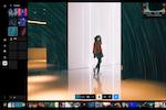 Polarr Screenshot: Polarr custom overlays and double exposures
