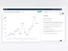 Zoho Analytics Software - Zia Insights