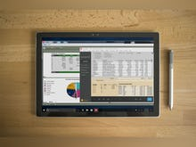 RockSolid MAX Software - RockSolid MAX Tablet View