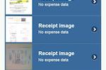 Captura de pantalla de Emburse Certify Expense: Certify receipt photo uploads