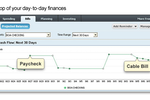 Capture d'écran pour Quicken : Money Management Software
