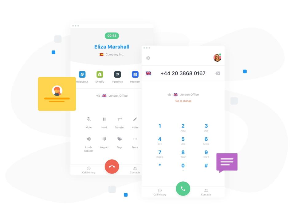 CloudTalk Software - CloudTalk dialer