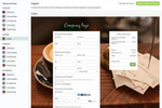 Captura de tela do Chargebee: Chargebee Hosted Page Customization