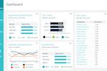 Capture d'écran pour Sapience Vue : Sapience Vue main dashboard