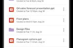 Groupe.io screenshot: Document Repository