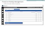 TimeLive screenshot: Holidays