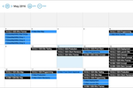 Workamajig screenshot: Create a real-time calendar of project deadlines
