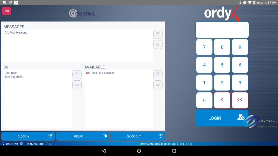 Ordyx Software - 2