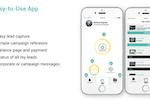 Wingmate screenshot: Simple app homescreen