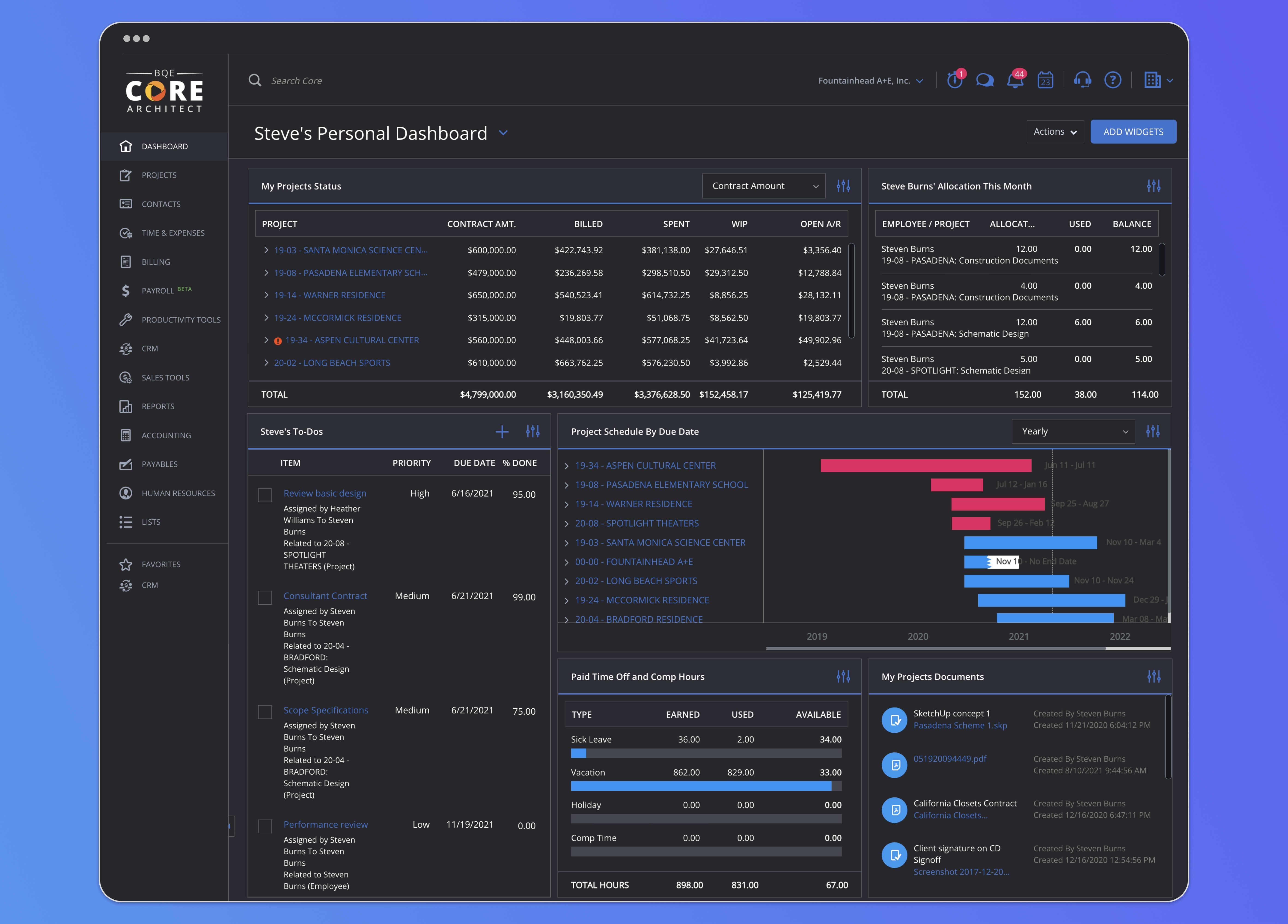 BQE Core Suite Software - 4