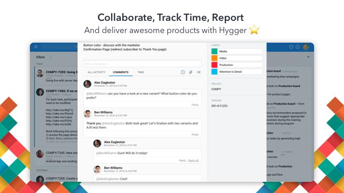 Hygger Software - 5