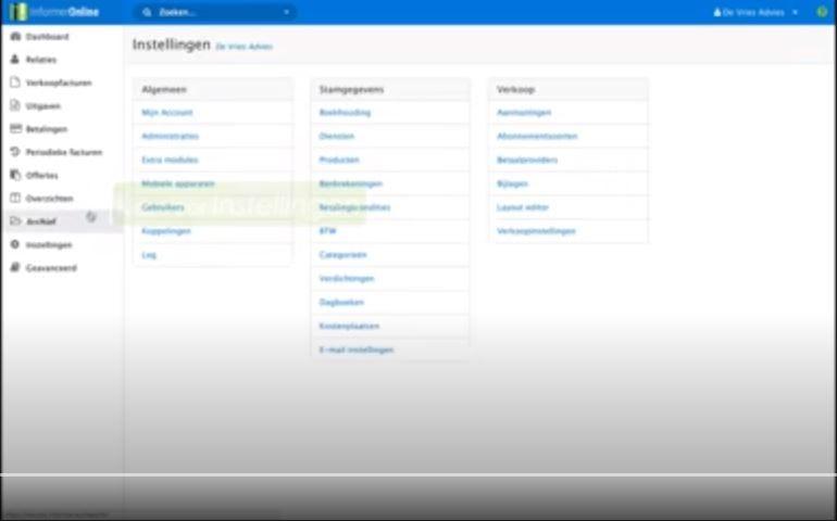 InformerOnline Software - 2