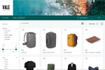 Plytix screenshot: Easily showcase products on the go with our Brand Portal. Easy. Fast. Beautiful. All your product content up to date always.