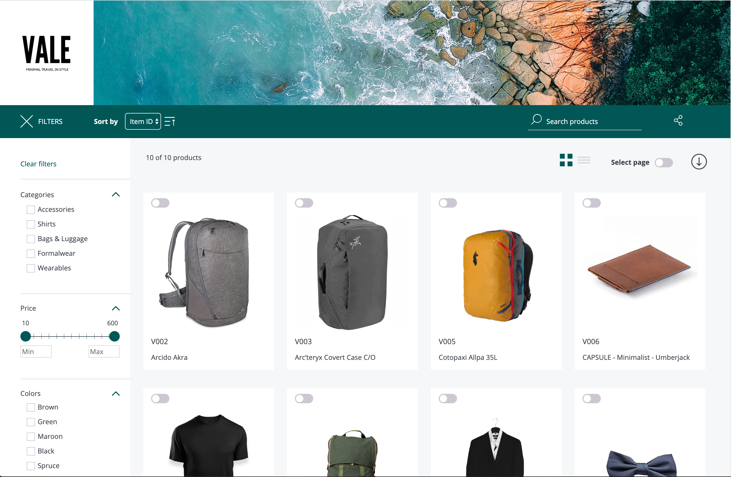 Easily showcase products on the go with our Brand Portal. Easy. Fast. Beautiful. All your product content up to date always.