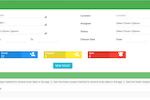 Asset Infinity screenshot: Ticket Status