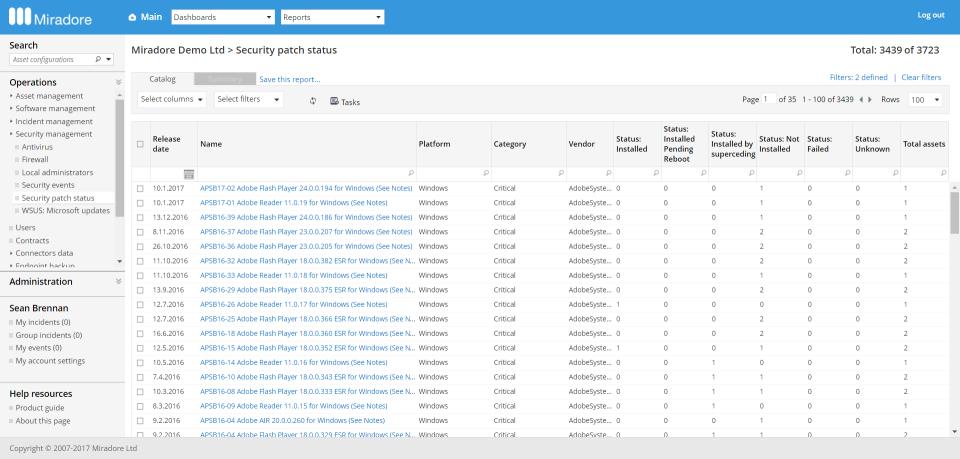 Miradore Management Suite Logiciel - 3