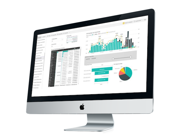 AMT ERP Software - Production Planning