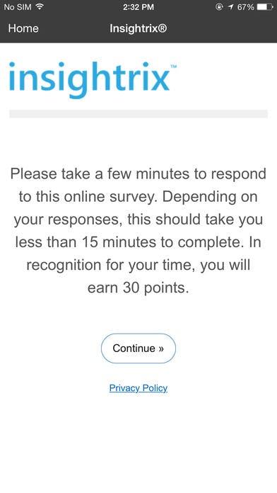 Insightrix Communities Software - Survey