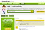 Answerbase Screenshot: Angie's List Answers - http://answers.angieslist.com/