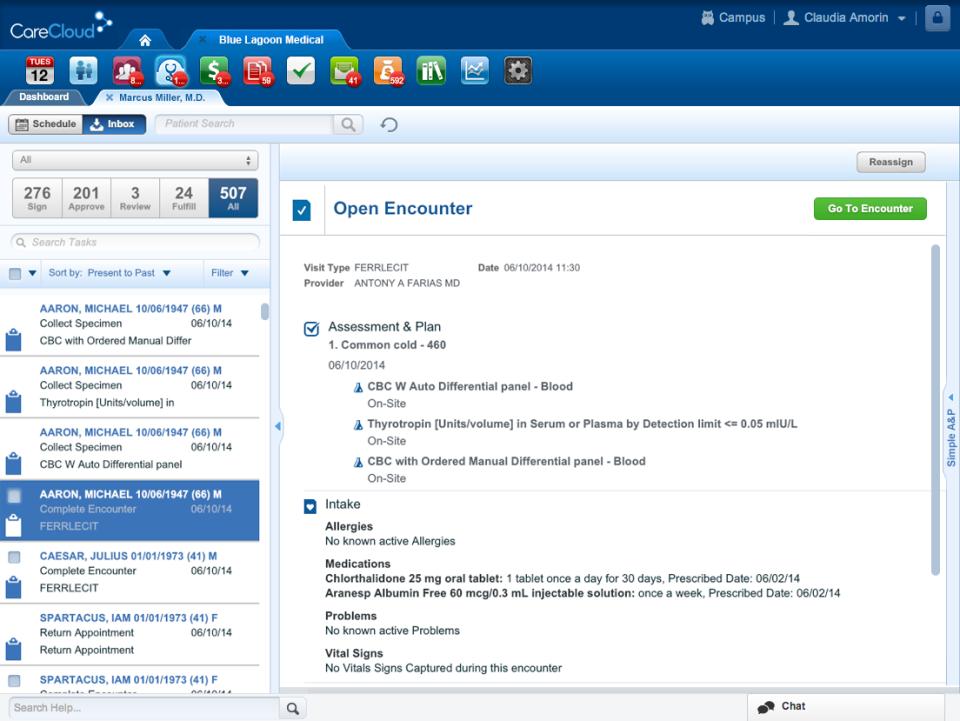 CareCloud Software - 1