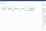 Veritone Automate Studio screenshot: Veritone Automate Studio starter transcription
