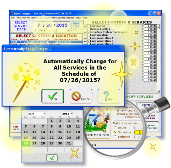 GroundsKeeper Pro Software - 3