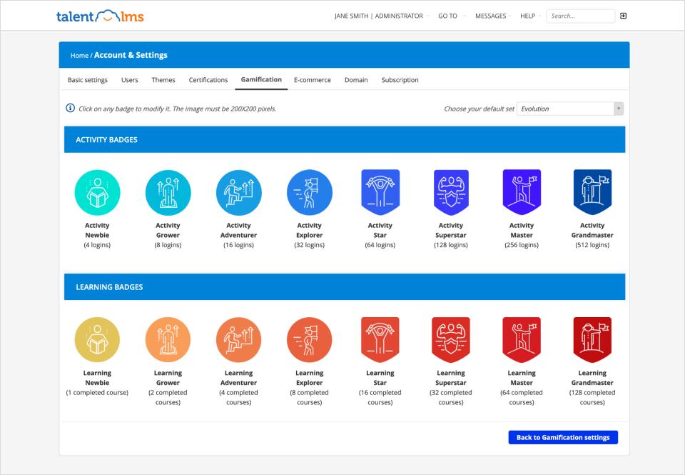 TalentLMS Software - 5
