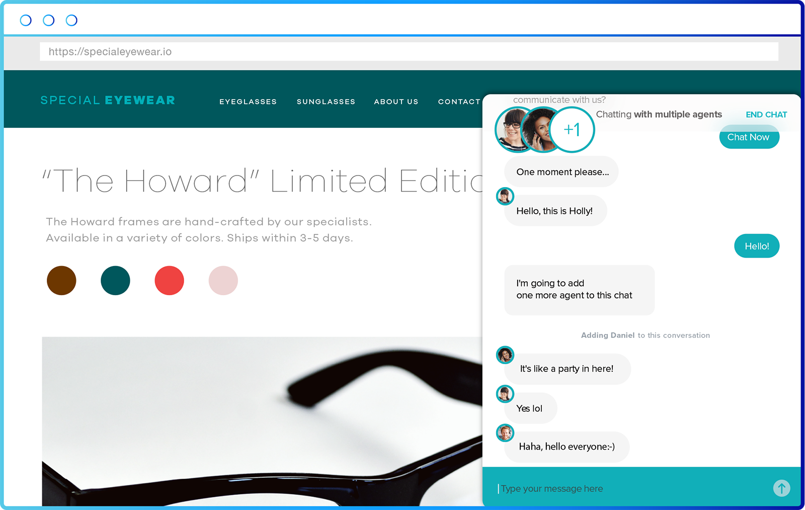 UJET Software - UJET live chat
